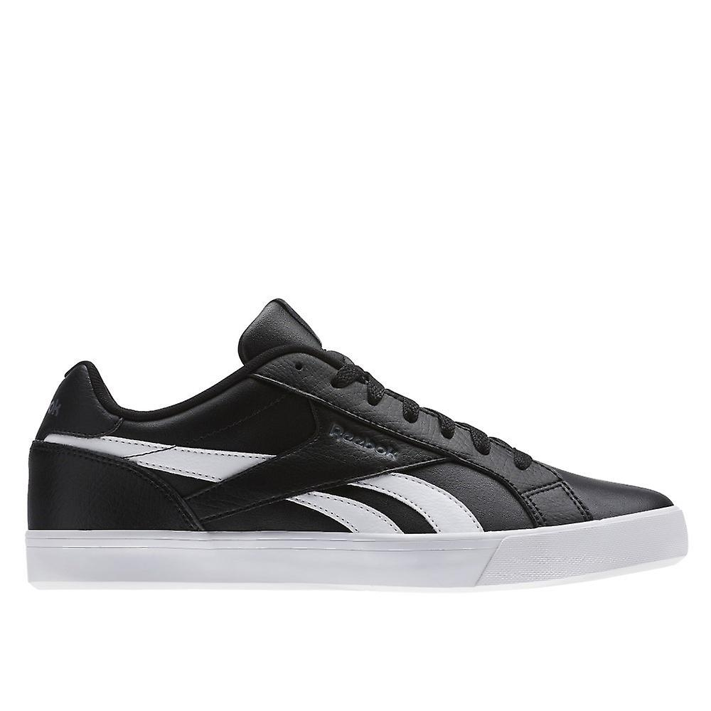 Reebok Royal Comple noirblancalloy BS6492 universal all year men chaussures