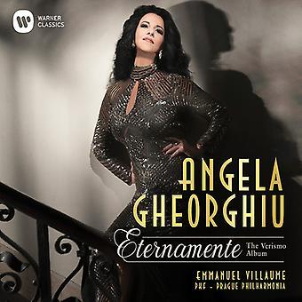 Gheorghiu * Angela - Eternamente (Verisme arier) [Vinyl] USA importerer
