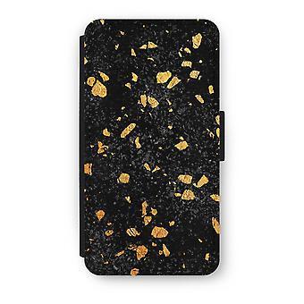 iPhone X Flip Case - Terrazzo N°7