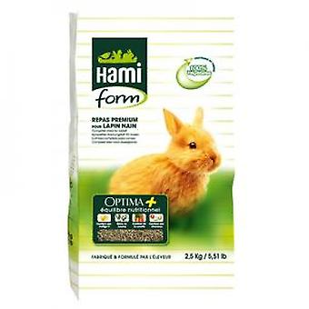 Hami Form Premim optima Rabbits (Small pets , Dry Food and Mixtures)