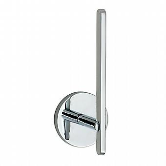 Loft ekstra Toilet Roll Holder - poleret Chrome(LK320)
