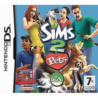 The Sims 2 husdjur (Nintendo DS)