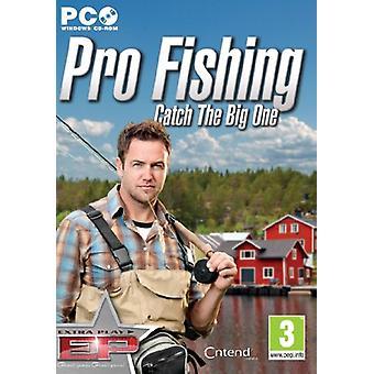 Ekstra Play - Pro fiskeri 2012 (PC CD)