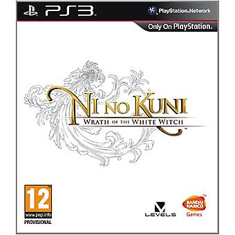 Ni ingen Kuni - vrede på den hvide heks (PS3)