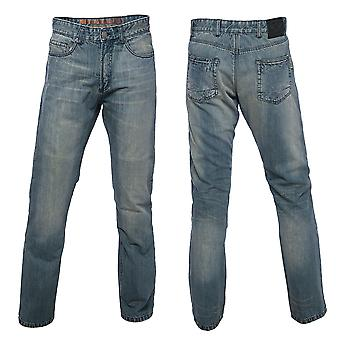 West Coast choppers mens jeans aramid riding denim