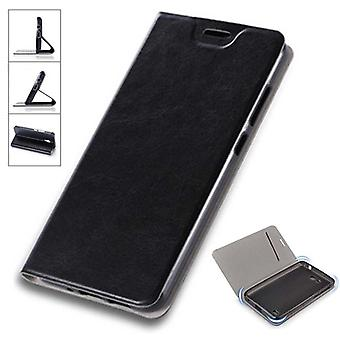 Flip / smart cover black for Huawei P smart protective case cover pouch bag case new case