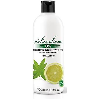 Naturalium Herbal Lemon Bath Gel 500 ml
