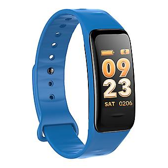 C1S Multifunctional Task bracelet with color display-Blue
