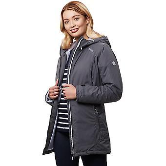 Regatta Womens/Ladies Largo Waterproof Breathable Hooded Jacket Coat
