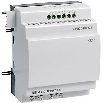 Regulador del PLC Crouzet Millenium 3 XE10 88970321 24 Vdc