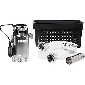Effluent sump pump Zehnder Pumpen 16916 9500 l/h 14 m C hose