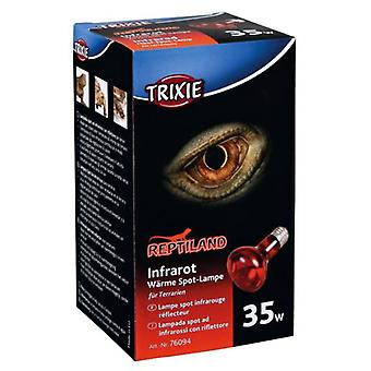 Trixie Infrared Heat Spot Lamp 63x100 Mm. 50 W. (Reptiles , Lighting , Light Bulbs)