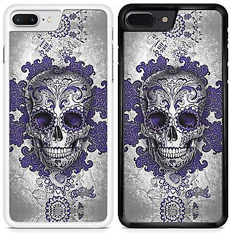 Skulls Custom Designed Printed Phone Case For Sony Xperia XZ1 Compact / Mini skull27 / White