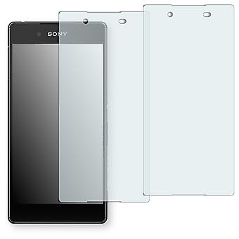 Sony Xperia Z3 + screen protector - Golebo crystal clear protection film