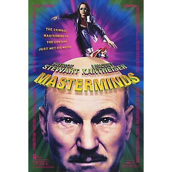 Autores intelectuales Movie Poster (11 x 17)