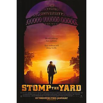 Stomp el yarda Movie Poster (11 x 17)