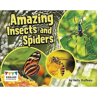 Amazing Insects and Spiders by Kelly Gaffney - 9781474729604 Book