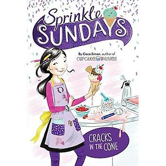 Cracks in the Cone by Coco Simon - 9781534417496 Book