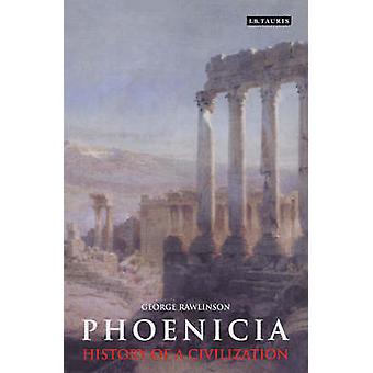 Phoenicia (New edition) by George Rawlinson - 9781845110192 Book