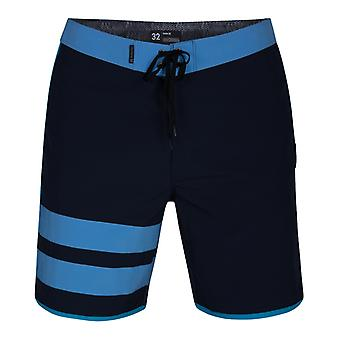 Hurley Phantom Block Party Solid 18' tekniska Boardshorts