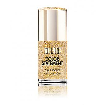 Milani Color Statement Nail Lacquer-50 Gilded Rocks