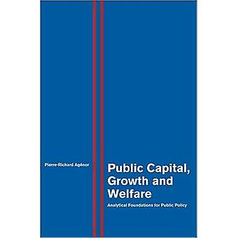 Public Capital - Growth - and Welfare - Analytical Foundations for Pub