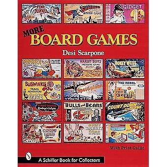 More Board Games by Desi Scarpone - 9780764311611 Book