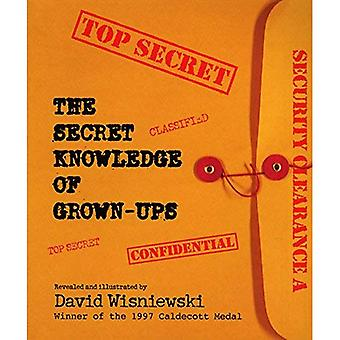 The Secret Knowledge of Grown-Ups (Top Secret (Paperback HarperCollins))