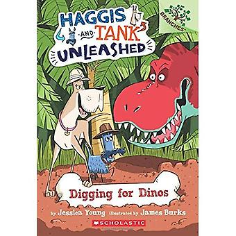 Digging for Dinos (Haggis and Tank Unleashed)