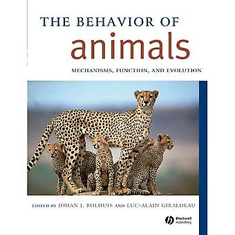 The Behavior of Animals: Mechanisms, Function, and Evolution