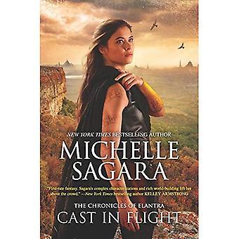 Cast in Flight (Chronicles of Elantra)