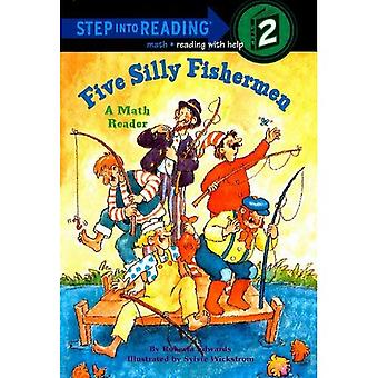 Five Silly Fishermen (Step Into Reading: A Step 2 Book)