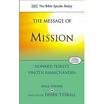 Meddelande av uppdraget (Bibeln talar idag)