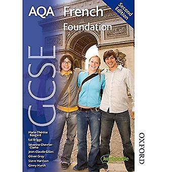 AQA GCSE franska andra upplagan Foundation