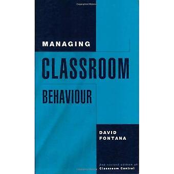 Verwaltung von Klassenzimmer-Verhalten
