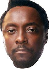 Will.i.am Face Mask