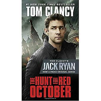 A caçada ao Outubro Vermelho (Movie tie-in) (Jack Ryan romance)