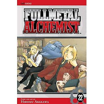 Fullmetal Alchemist Volume 22
