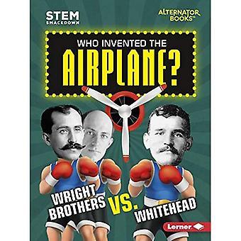 Wie de uitvinder van het vliegtuig?: Wright Brothers vs. Whitehead (stam Smackdown (Alternator Books (TM)))