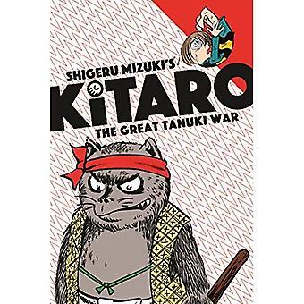 Kitaro och stora Tanuki kriget
