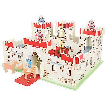 بيججيجس ولعب أطفال وقلعة التراث Playset الملك آرثر