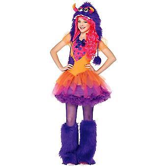 Bright Monster Teen Costume