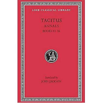 The Annals: Bk. 13-16, v. 5 (Loeb Classical Library)