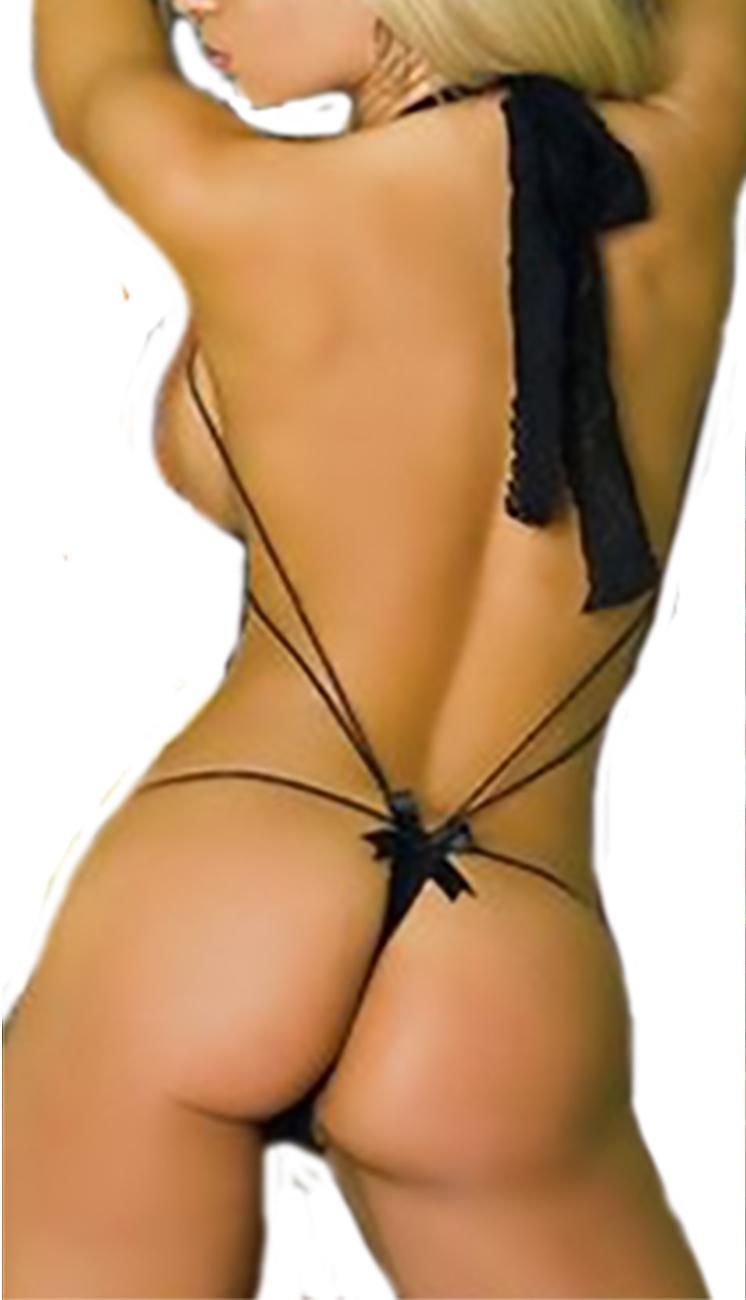 Waooh69 - minimalist Lace Body Hern