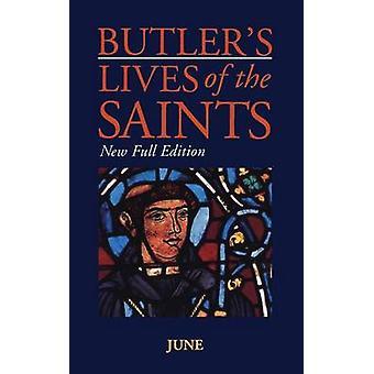 Butlers leven van de heiligen in juni door de Butler & Alban