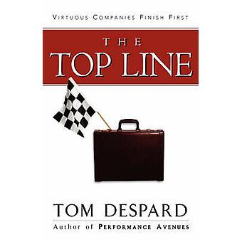 De bovenste regel door Despard & Tom