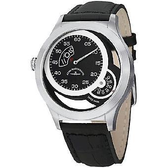 Zeno-watch mens watch of cockpit-Digital Quartz 6733Q-i1