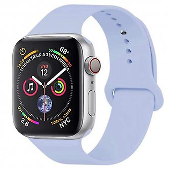 Apple Watch 4 (44mm) Sports bracelet-Lilac
