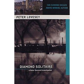 Diamond Solitaire by Lovesey - Peter - 9781569472927 Book