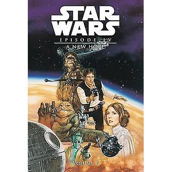 Star Wars Episode IV - A New Hope - Volume 2 by Bruce Jones - Eduardo